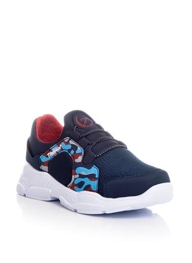 Tonny Black Lacivert Çocuk Spor Ayakkabı Tbz20  Lacivert
